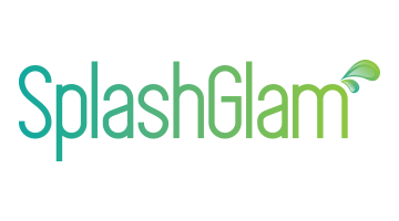 Logo for Splashglam.com