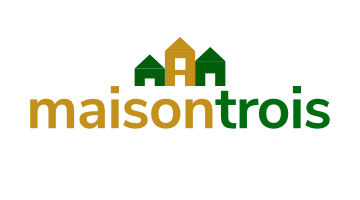 Logo for Maisontrois.com