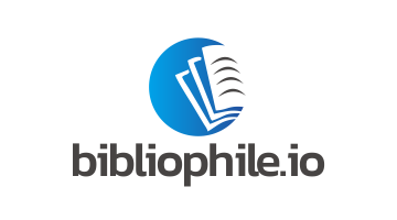 Logo for Bibliophile.io