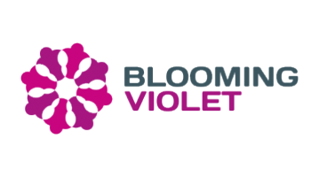 Logo for Bloomingviolet.com