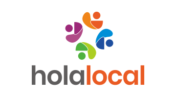 Logo for Holalocal.com