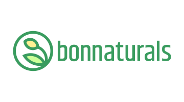 Logo for Bonnaturals.com