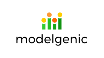 Logo for Modelgenic.com