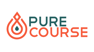 Logo for Purecourse.com
