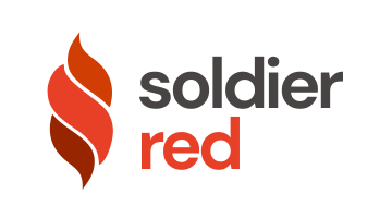 Logo for Soldierred.com