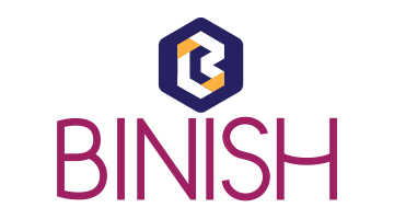 Logo for Binish.com