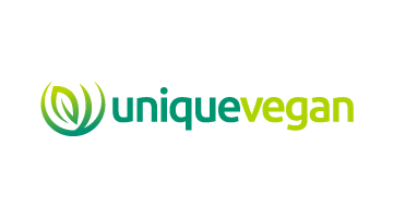 Logo for Uniquevegan.com