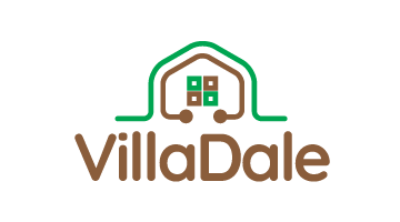 Logo for Villadale.com