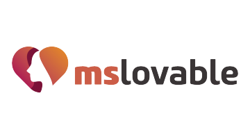 Logo for Mslovable.com