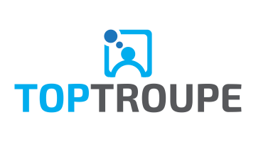 Logo for Toptroupe.com