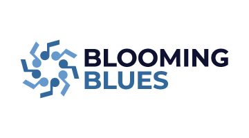 Logo for Bloomingblues.com