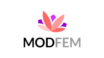 Logo for Modfem.com
