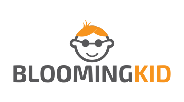 Logo for Bloomingkid.com