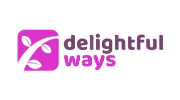 Logo for Delightfulways.com