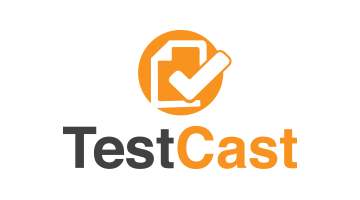 Logo for Testcast.com