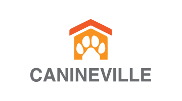 Logo for Canineville.com
