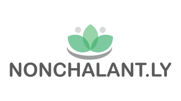 Logo for Nonchalant.ly