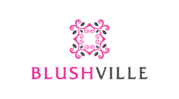 Logo for Blushville.com