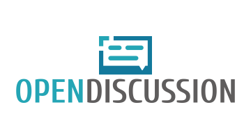 Logo for Opendiscussion.com