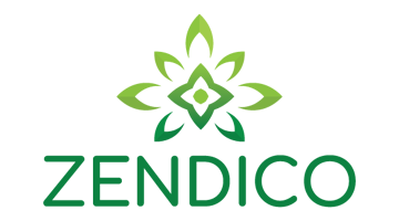 Logo for Zendico.com