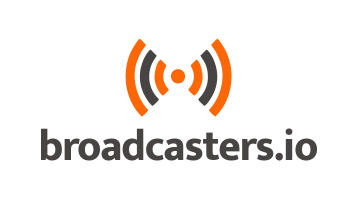 Logo for Broadcasters.io