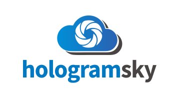 Logo for Hologramsky.com