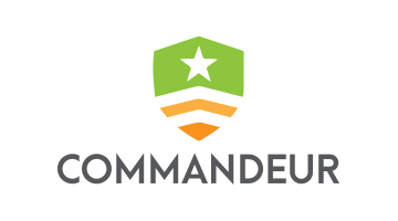 Logo for Commandeur.com