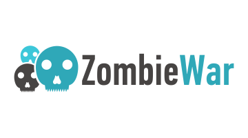 Logo for Zombiewar.com