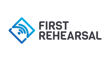 Logo for Firstrehearsal.com