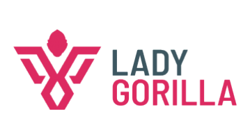 Logo for Ladygorilla.com