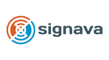 Logo for Signava.com