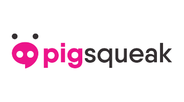 Logo for Pigsqueak.com
