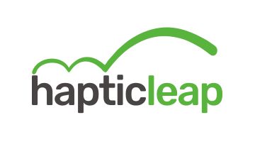 Logo for Hapticleap.com
