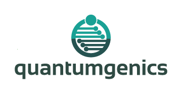 Logo for Quantumgenics.com
