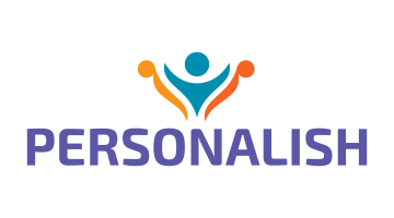 Logo for Personalish.com
