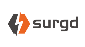 Logo for Surgd.com