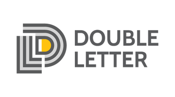 Logo for Doubleletter.com
