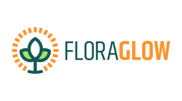 Logo for Floraglow.com