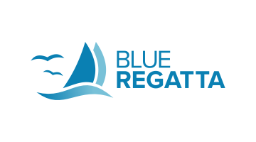 Logo for Blueregatta.com
