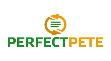 Logo for Perfectpete.com
