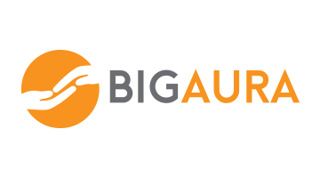 Logo for Bigaura.com