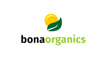 Logo for Bonaorganics.com