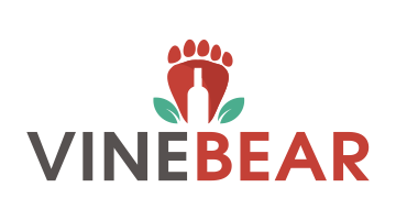 Logo for Vinebear.com