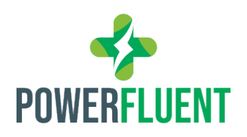 Logo for Powerfluent.com