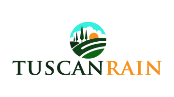 Logo for Tuscanrain.com