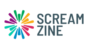 Logo for Screamzine.com