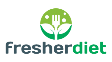 Logo for Fresherdiet.com