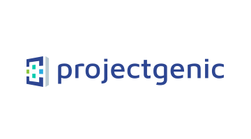 Logo for Projectgenic.com