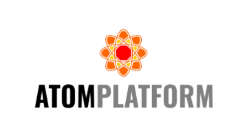 Logo for Atomplatform.com