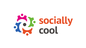 Logo for Sociallycool.com